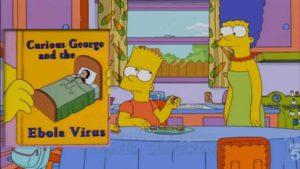 Los Simpson Ebola