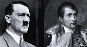 Asombrosas Coincidencias entre famosos de la historia