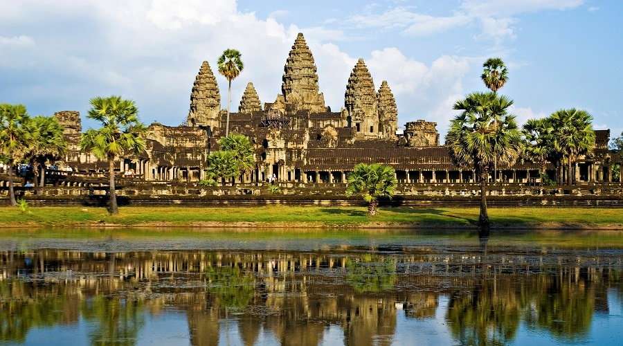 Mejores destinos turísticos del mundo, Angkor Wat, Siem Reap, Camboya