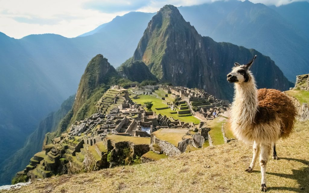 Mejores destinos turísticos del mundo Machu-Picchu