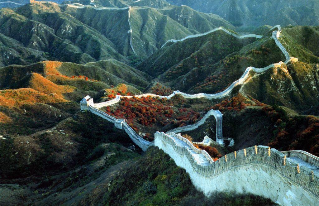 Mejores destinos turísticos del mundo, Gran Muralla China Pekin
