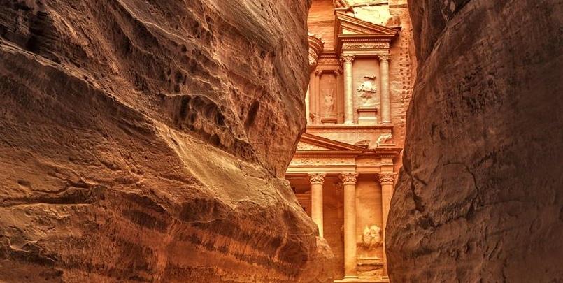 Mejores destinos turísticos del mundo, Petra, Wadi Musa, Jordania