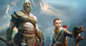 God of War 4: Sinopsis del Juego PS4