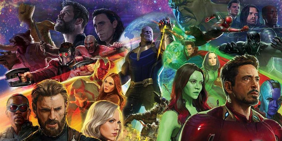 Películas de Marvel: Cronología antes de Infinity War