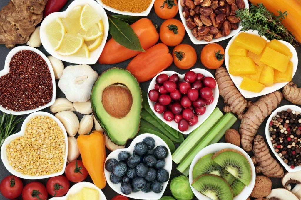 ¿Pensando en variar la dieta? Superalimentos