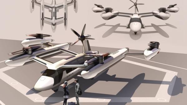 Autos Voladores