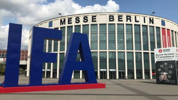 7 imágenes de lo Mejor en el IFA Berlín 2018