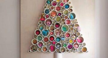 14 ideas originales del árbol navideño