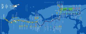 ruta del Maratón de Nueva York