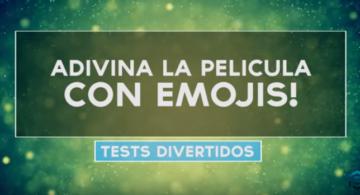 DESAFIO: Adivina la película con emojis