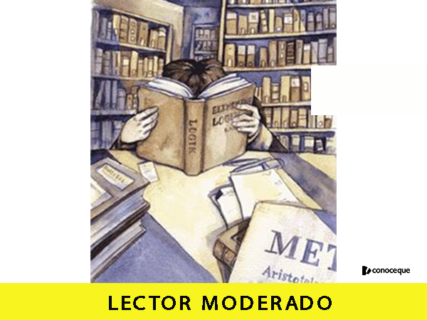 Lector moderado