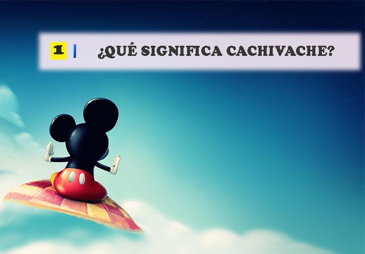 Pregunta 1 Vocabulario de Disney