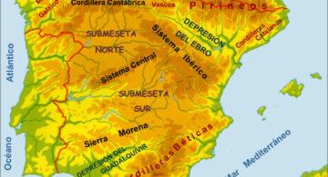 ¿Cuánto sabes de la geografía de España?