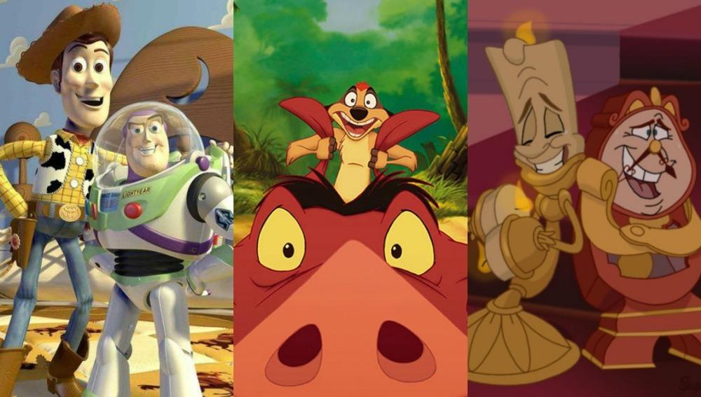¿Reconoces a estos personajes de Disney con sólo detalles?