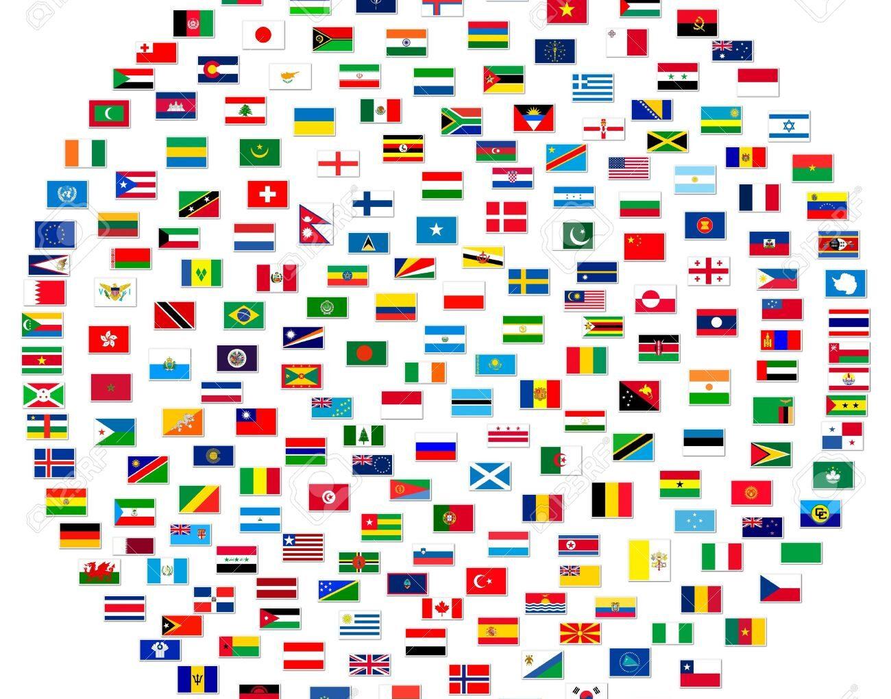 ¿Qué tanto sabes de las banderas del mundo ? Parte 2