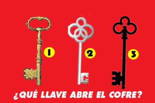 ACERTIJO:EL MAPA DEL TESORO ¿PUEDES CON EL?